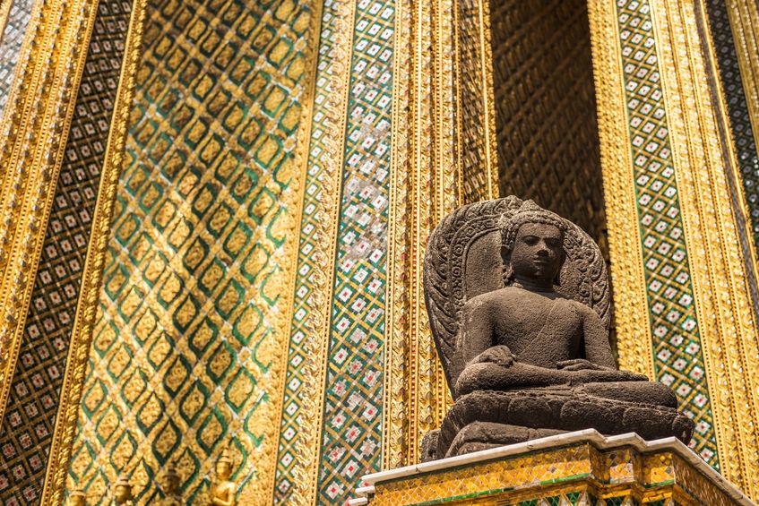 Buddhistische Kunst oder Weisheitsüberlieferung innerhalb