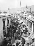 Bundesarchiv Bild 135-KA-06-073, Tibetexpedition, Markt In Lhasa