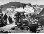 Bundesarchiv Bild 135-BB-134-05, Tibetexpedition, Feldküche In Lhasa