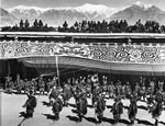 Bundesarchiv Bild 135-BB-109-04, Tibetexpedition, Neujahrsfest Im Potala