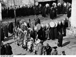 Bundesarchiv Bild 135-BB-146-11, Tibetexpedition, Neujahrsfest Lhasa