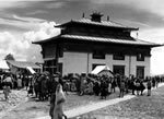 Bundesarchiv Bild 135-S-02-22-05, Tibetexpedition, Gangtok, Tempel Des Maharajas