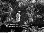 Bundesarchiv Bild 135-S-02-10-19, Tibetexpedition, Laufende Expeditionsteilnehmer