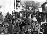 Bundesarchiv Bild 135-S-10-12-24, Tibetexpedition, Neujahrsfest Lhasa