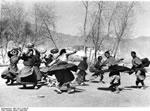 Bundesarchiv Bild 135-S-13-09-30, Tibetexpedition, Volkstanz