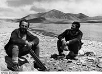 Bundesarchiv Bild 135-S-03-25-17, Tibetexpedition, Expeditionsteilnehmer
